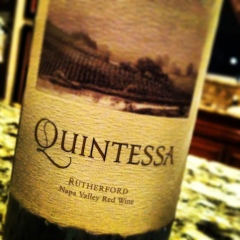 Quintessa Napa Red Wine