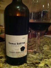 Thomas Barton Reserve Saint-Emilion 2009