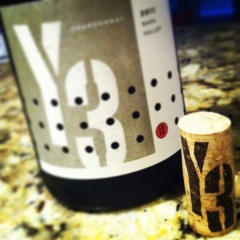 Y3 Napa Chardonnay 2011