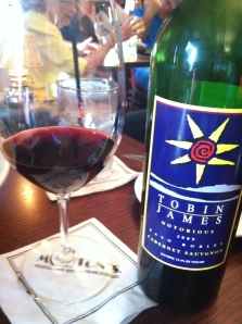 Tobin James 2009 Cabernet
