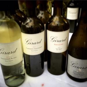Girard Tasting 2015